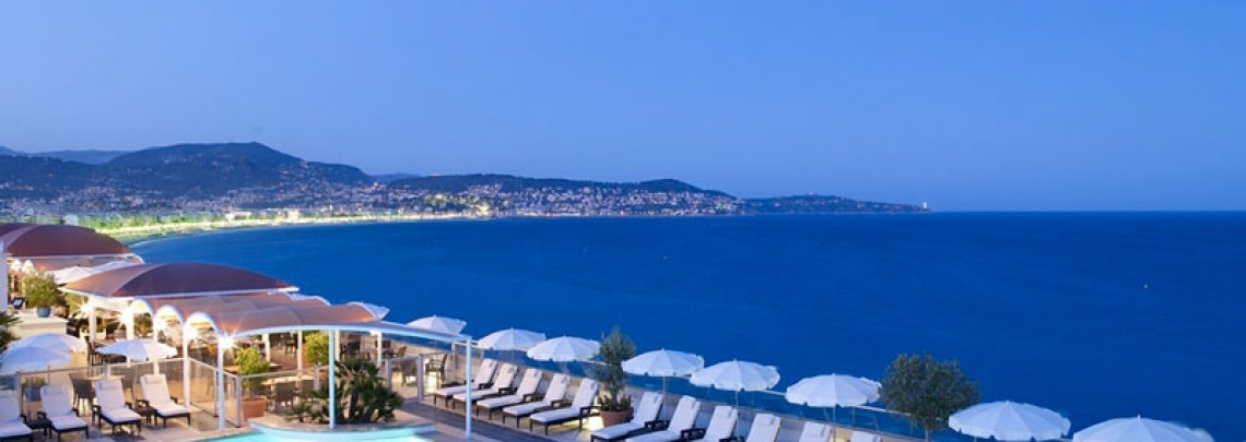 Your accommodation in nice for Luxury hotels in nice