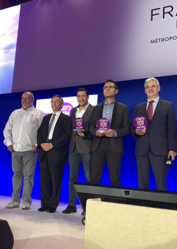 Nice Côte d'Azur Metropole Awarded a Smart City Prize