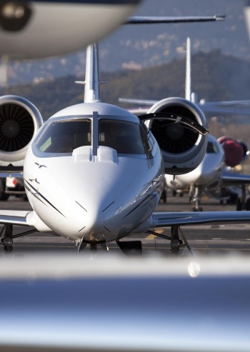 Nice, the 2nd European airport for business aviation