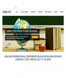 icedl-2018-2nd-international-conference-on-education-and-distance-learning