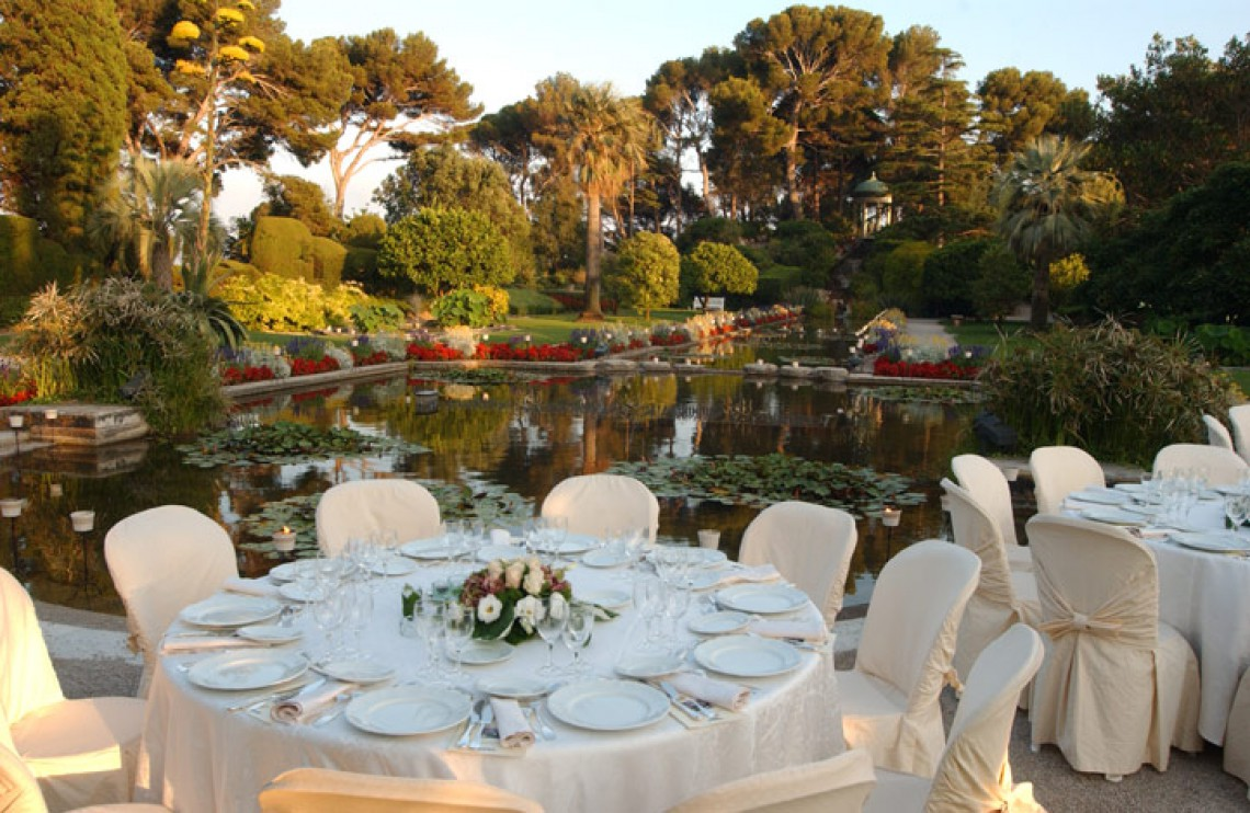 Villa et jardins ephrussi de rothschild museums and for Villa du jardin wedding