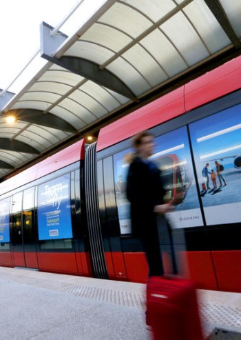 Tramway Line 2 Coming  to the City Centre