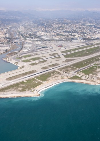 New record for Nice Côte d'Azur Airport