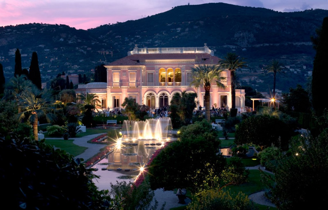 VILLA ET JARDINS EPHRUSSI DE ROTHSCHILD Places to visit Museums and ...